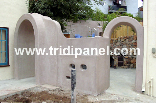 Tridipanel Home Disaster Resistant Eco Green Homes